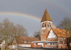 Michaelis Kirche Hamburg-Neugraben