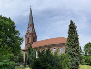 St. Gertrudkirche Altenwerder